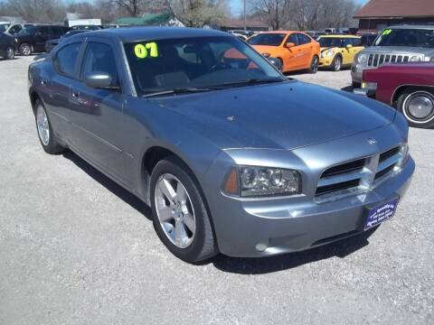2007 Dodge Charger for sale at BRETT SPAULDING SALES in Onawa IA