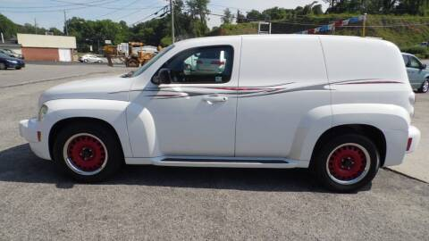 2010 Chevrolet HHR for sale at G AND J MOTORS in Elkin NC