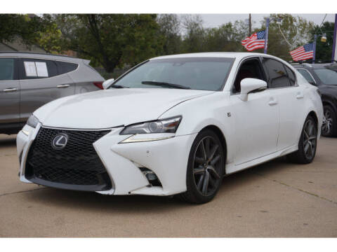2017 Lexus GS 350 for sale at Watson Auto Group in Fort Worth TX