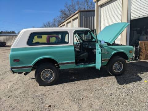 1969 Chevrolet Blazer for sale at Classic Car Deals in Cadillac MI