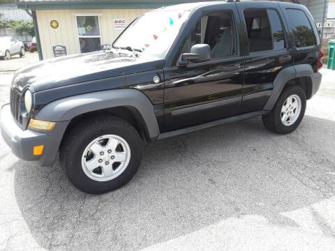 2007 Jeep Liberty for sale at BBC Motors INC in Fenton MO
