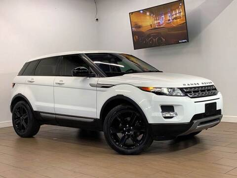 2014 Land Rover Range Rover Evoque for sale at Texas Prime Motors in Houston TX