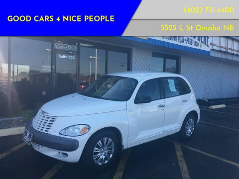 2001 Chrysler PT Cruiser for sale at Good Cars 4 Nice People in Omaha NE