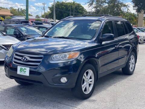 2012 Hyundai Santa Fe for sale at BC Motors in West Palm Beach FL