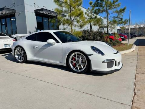 2014 Porsche 911 for sale at Exotic Motorsports of Oklahoma in Edmond OK