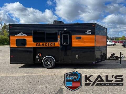 2022 Glacier 17 RC for sale at Kal's Motorsports - Fish Houses in Wadena MN