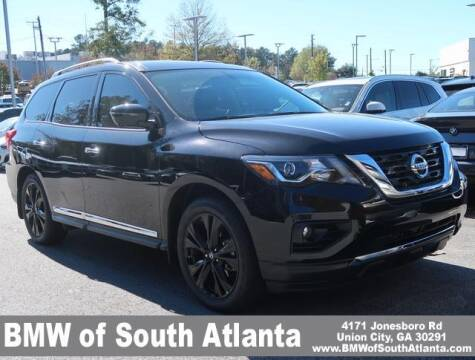 2017 Nissan Pathfinder for sale at Carol Benner @ BMW of South Atlanta in Union City GA