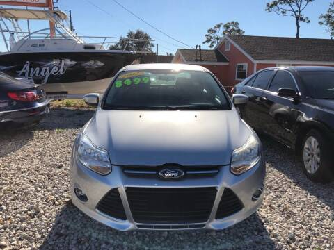 2012 Ford Focus for sale at RAYS AUTOMOTIVE SALES & REPAIR INC in Longwood FL