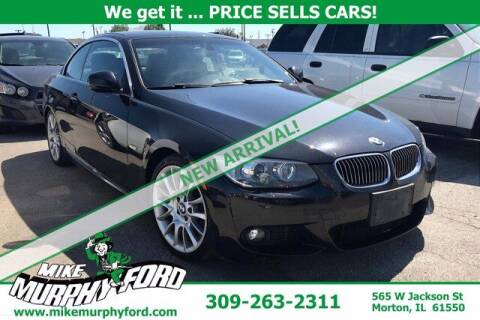 2013 BMW 3 Series for sale at Mike Murphy Ford in Morton IL
