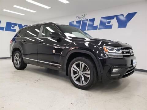 2019 Volkswagen Atlas for sale at HILEY MAZDA VOLKSWAGEN of ARLINGTON in Arlington TX