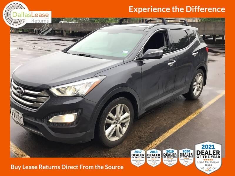 2015 Hyundai Santa Fe Sport for sale in Dallas, TX