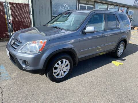 2006 Honda CR-V for sale at Kevs Auto Sales in Helena MT