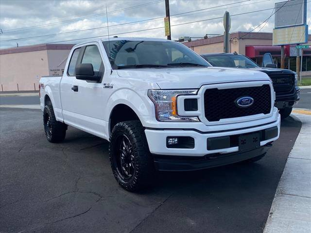 2018 Ford F-150 for sale at Messick's Auto Sales in Salisbury MD