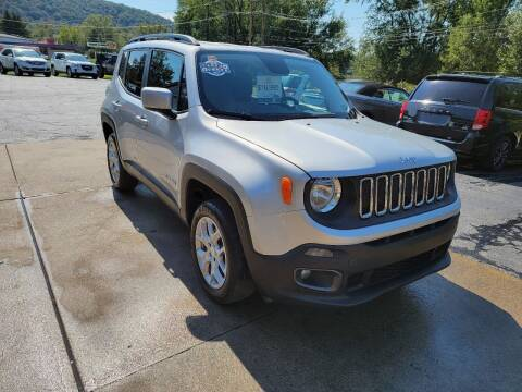2015 Jeep Renegade for sale at A - K Motors Inc. in Vandergrift PA