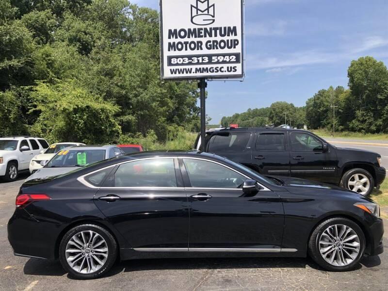 2016 Hyundai Genesis for sale at Momentum Motor Group in Lancaster SC