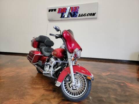 2012 HARLEY DAVIDSON ELECTRA GLIDE for sale at Driveline LLC in Jacksonville FL