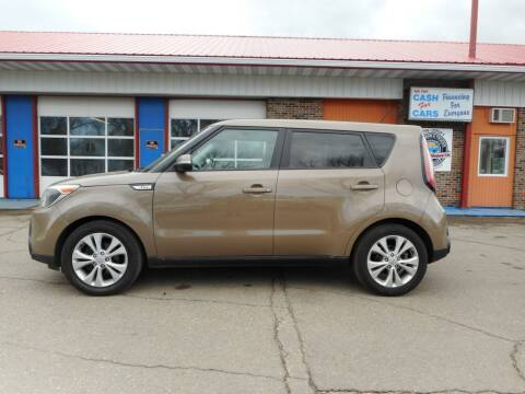 2014 Kia Soul for sale at Twin City Motors in Grand Forks ND