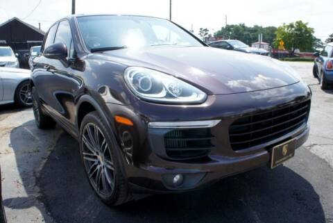 2016 Porsche Cayenne for sale at CU Carfinders in Norcross GA