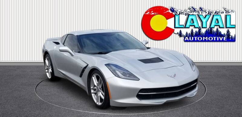 2014 Chevrolet Corvette for sale at Layal Automotive in Englewood CO