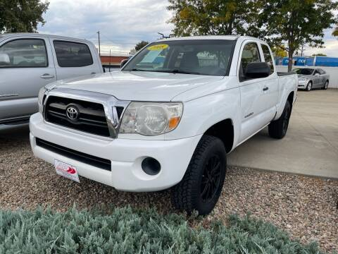 2008 Toyota Tacoma for sale at AP Auto Brokers in Longmont CO