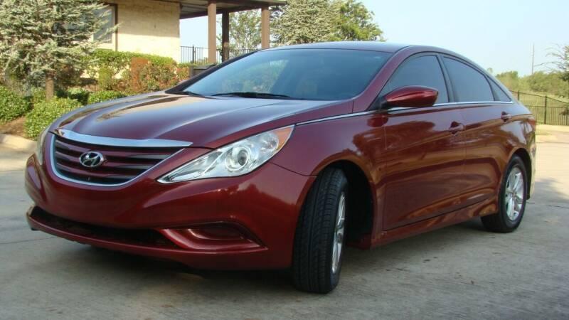 2014 Hyundai Sonata for sale at Red Rock Auto LLC in Oklahoma City OK