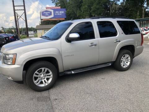 2007 Chevrolet Tahoe for sale at Auto Cars in Murrells Inlet SC