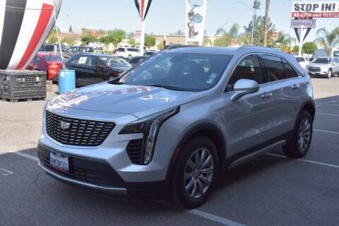 2020 Cadillac XT4 for sale at Choice Motors in Merced CA