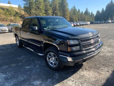 2007 Chevrolet Silverado 1500 Classic for sale at CARLSON'S USED CARS in Troy ID