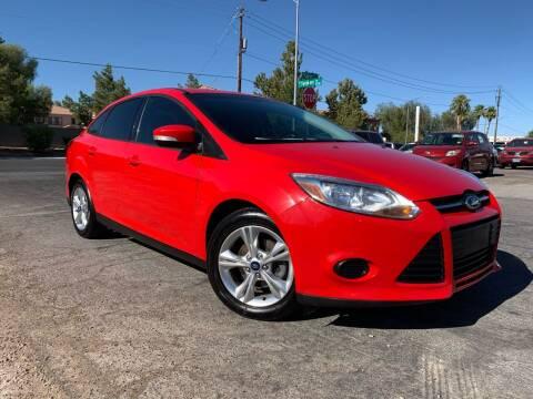 2013 Ford Focus for sale at Boktor Motors in Las Vegas NV