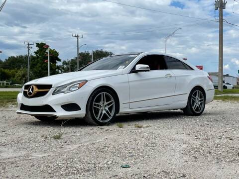 2015 Mercedes-Benz E-Class for sale at Auto Direct of South Broward in Miramar FL
