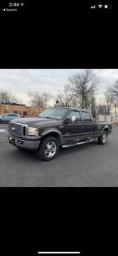 2007 Ford F-250 Super Duty for sale at Bluesky Auto in Bound Brook NJ