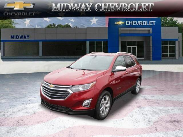 2021 Chevrolet Equinox for sale in Orwell, OH