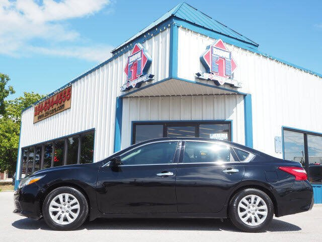 2016 Nissan Altima for sale at DRIVE 1 OF KILLEEN in Killeen TX