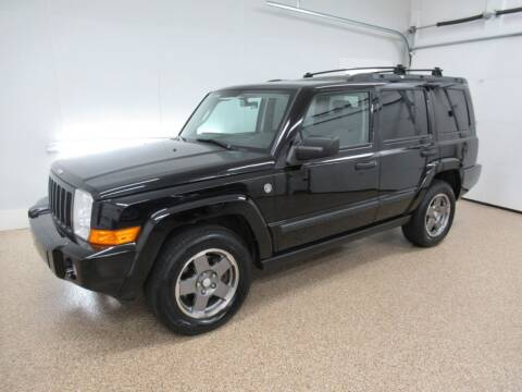 2006 Jeep Commander for sale at HTS Auto Sales in Hudsonville MI