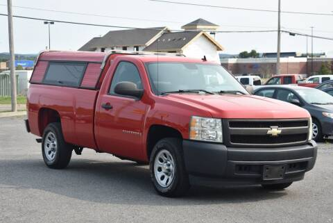 2008 Chevrolet Silverado 1500 for sale at Broadway Garage of Columbia County Inc. in Hudson NY
