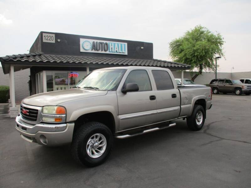 2003 GMC Sierra 1500HD for sale at Auto Hall in Chandler AZ