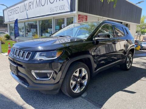 2018 Jeep Compass for sale at Certified Luxury Motors in Great Neck NY