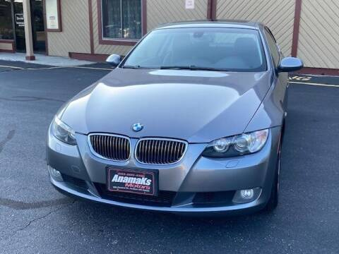 2008 BMW 3 Series for sale at Anamaks Motors LLC in Hudson NH