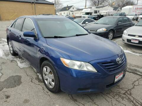 2009 Toyota Camry for sale at ROYAL AUTO SALES INC in Omaha NE