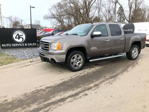 2012 GMC Sierra 1500 for sale at Station 45 Auto Sales Inc in Allendale MI