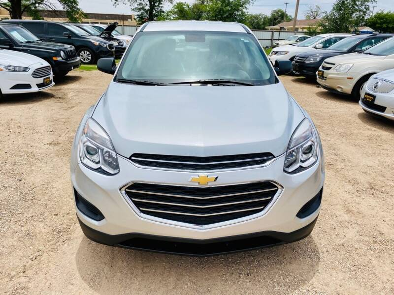 2017 Chevrolet Equinox for sale at Good Auto Company LLC in Lubbock TX