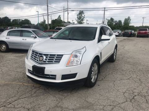 2013 Cadillac SRX for sale at Royal Auto Inc. in Columbus OH