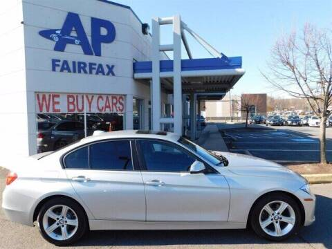 2013 BMW 3 Series for sale at AP Fairfax in Fairfax VA