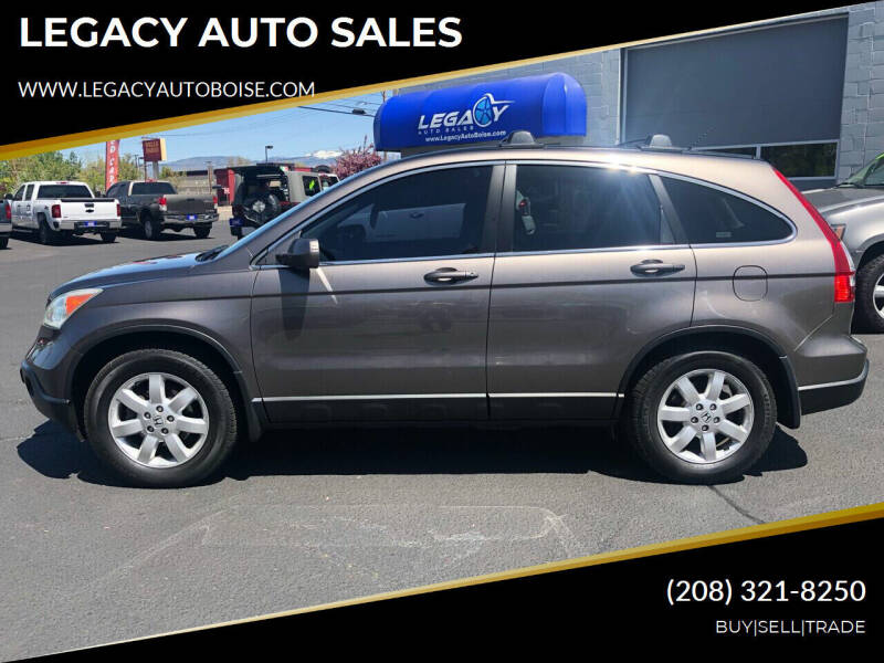 2009 Honda CR-V for sale at LEGACY AUTO SALES in Boise ID