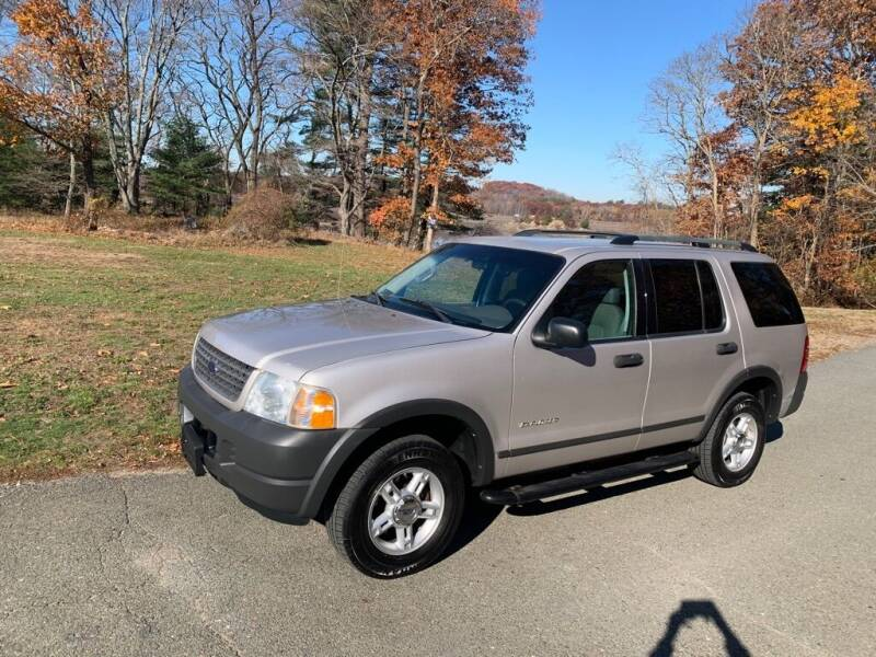 2004 Ford Explorer for sale at Elite Pre-Owned Auto in Peabody MA