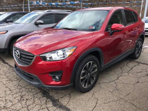 2016 Mazda CX-5 for sale at Matt Jones Preowned Auto in Wheeling WV