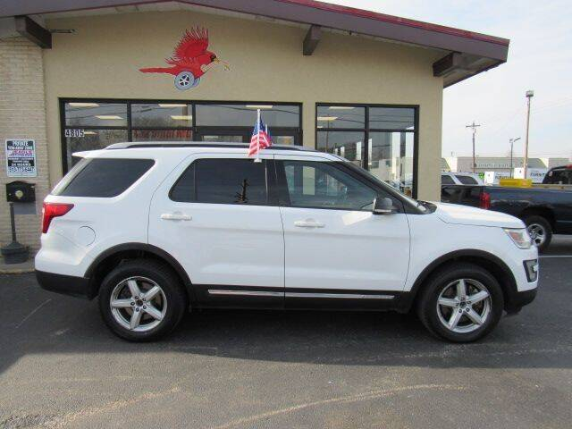2017 Ford Explorer for sale at Cardinal Motors in Fairfield OH