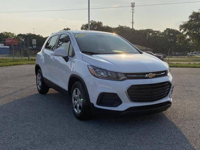 2018 Chevrolet Trax for sale at Betten Baker Preowned Center in Twin Lake MI