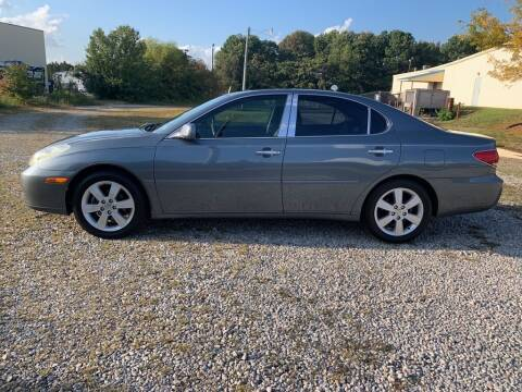 2006 Lexus ES 330 for sale at MEEK MOTORS in North Chesterfield VA