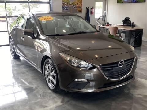 2014 Mazda MAZDA3 for sale at Crossroads Car & Truck in Milford OH